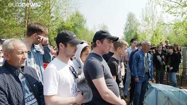 Rusia | Un joven que se creía dios realiza la peor masacre de Kazán en años