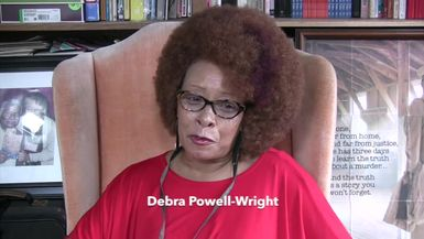 DENT DAMAGE TV-Turning The Page Ep. 6 featuring author/poet, Debra Powell-Wright