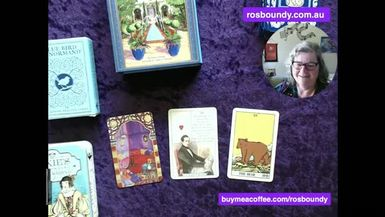 9th October 2021  Daily LENORMAND card spread