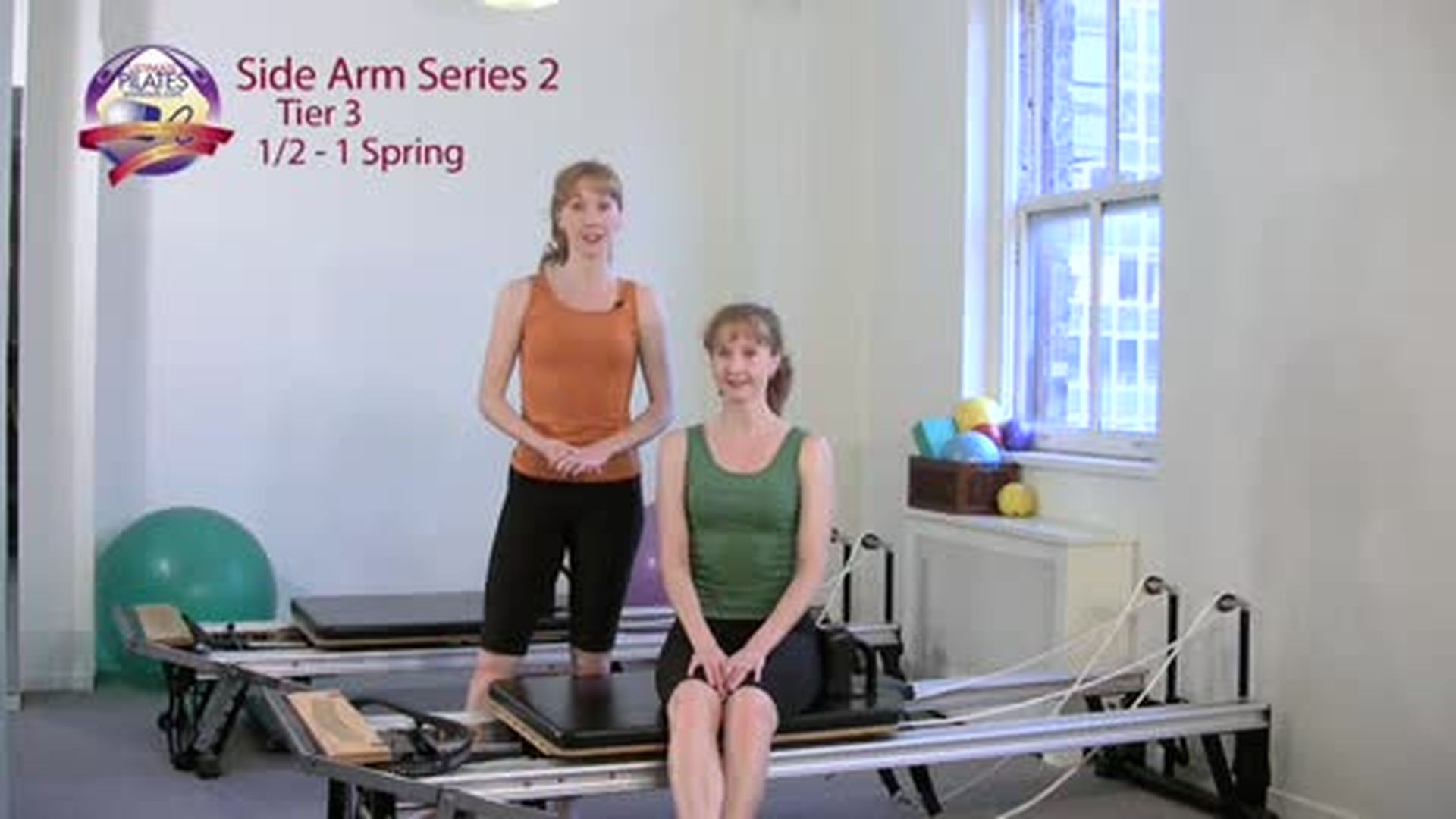 Side Arm Series 2