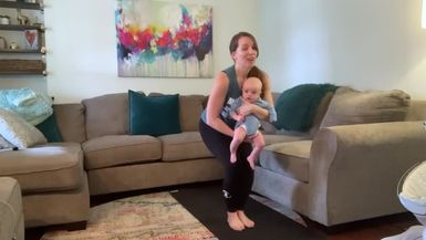 Mommy & Me Yoga Flow - Family Yoga for ALL Ages!