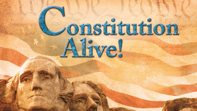 Constitution Alive - First Amendment Freedom OF Religion