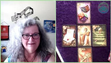 15th November 2020 The Daily LENORMAND card spread reading