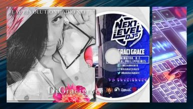 DJGRACIGRACE IN THE MIX (GLOBAL DEBUT BROADCAST)