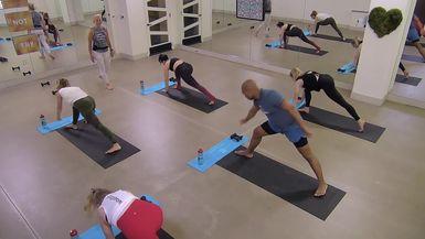 Yoga Sculpt - Beginner