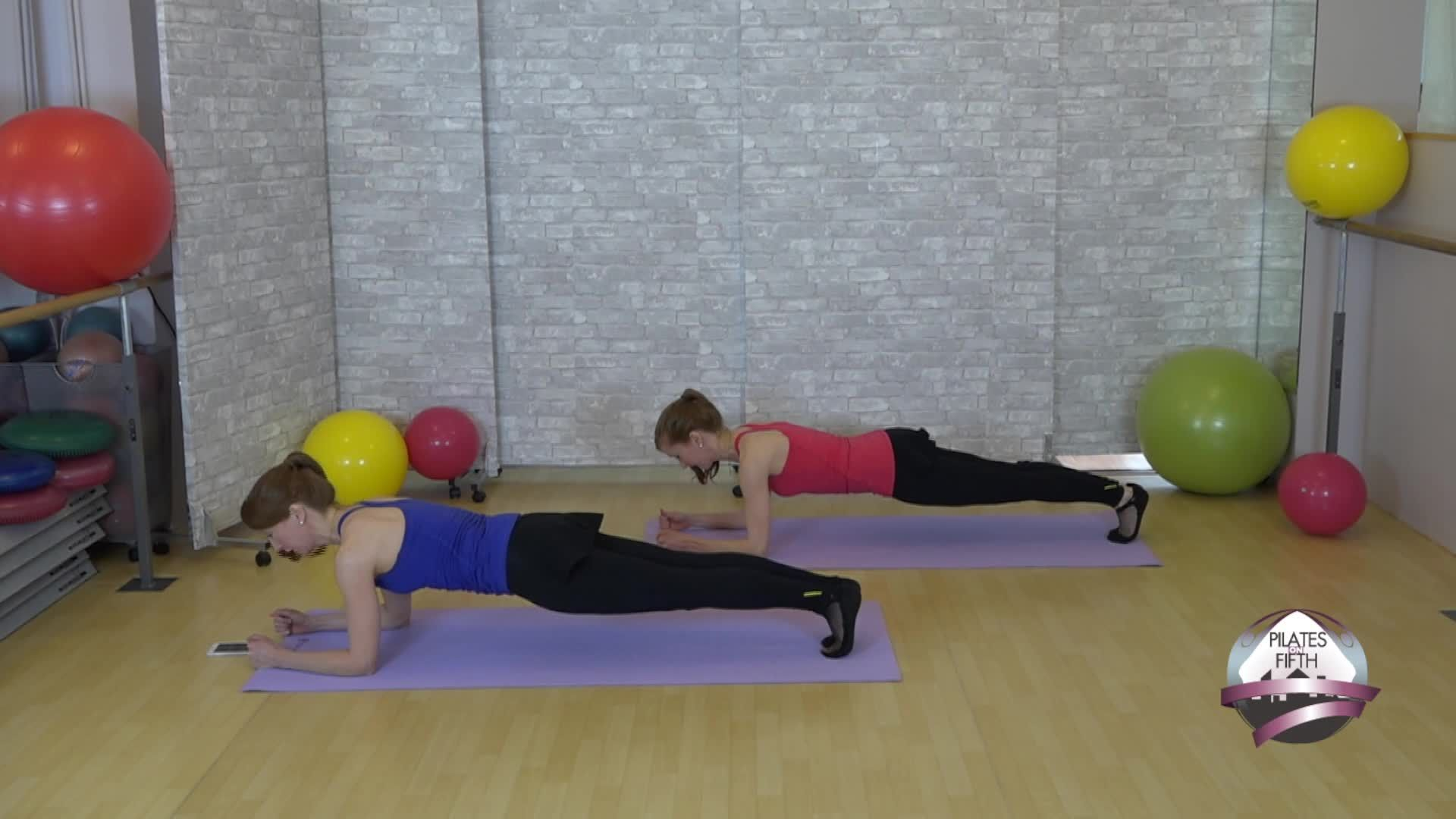 10 Minute Power Core Workout