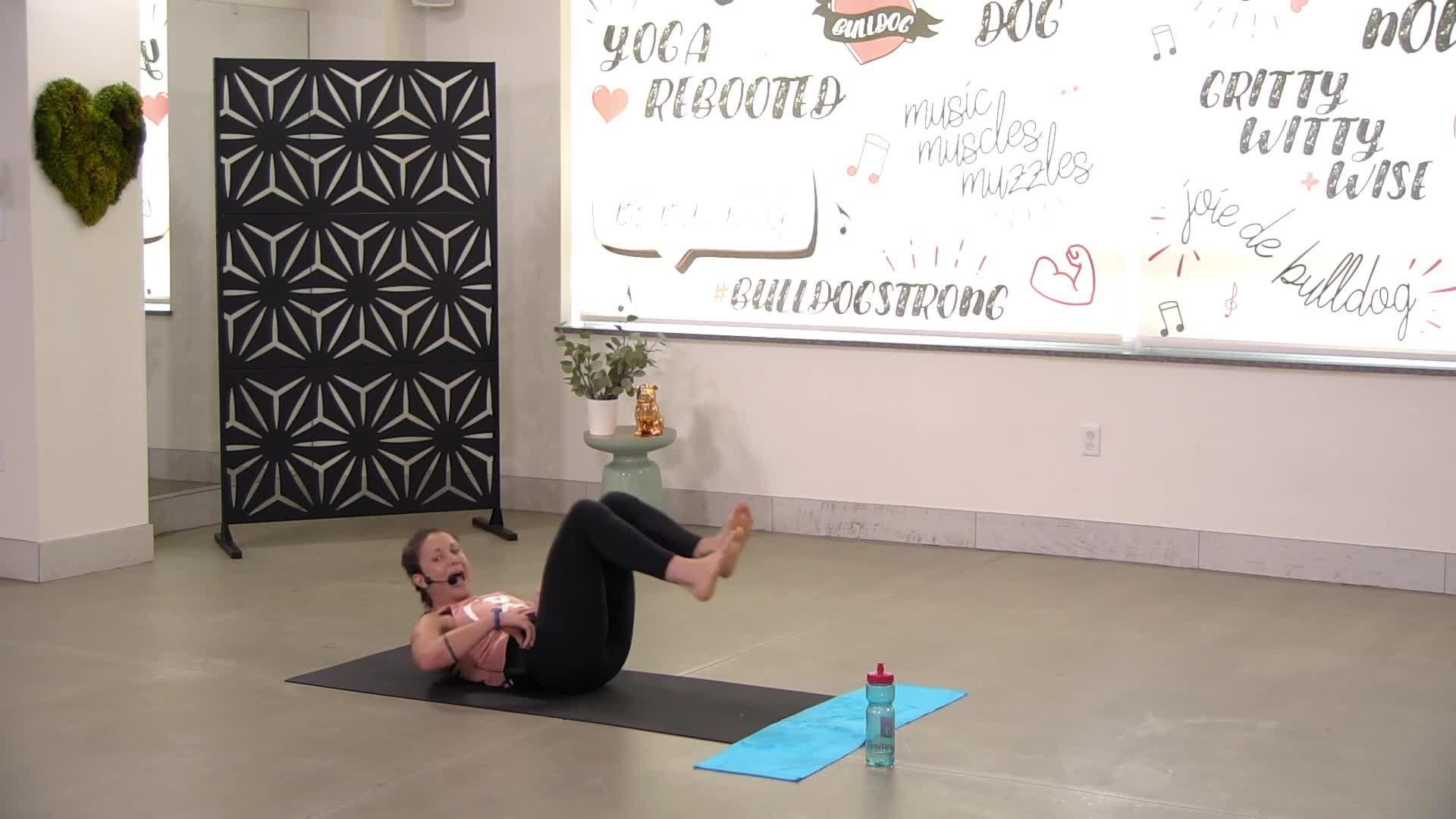 Yoga/Kickboxing Bootcamp 1
