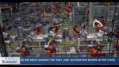 BRN Sunday | Do we need humans for that job? Automation booms after COVID