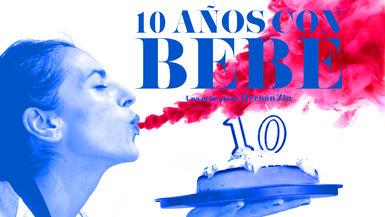10 AÑOS CON BEBE