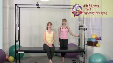 Lift and Lower Side Lying