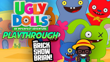 Ugly Dolls An Imperfect Adventure Playthrough