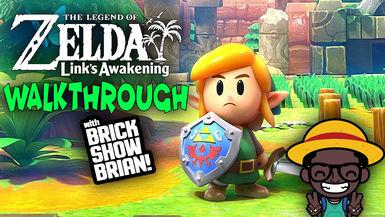 The Legend Of Zelda Link's Awakening Walkthrough