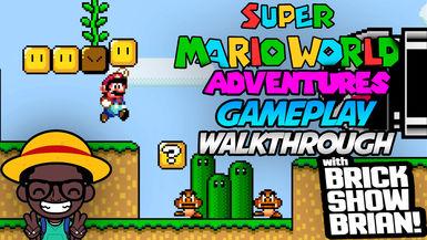 Super Mario World Adventures