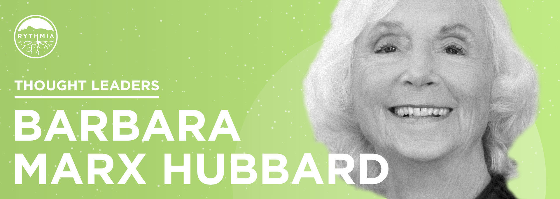 Thought Leaders : Barbara Marx