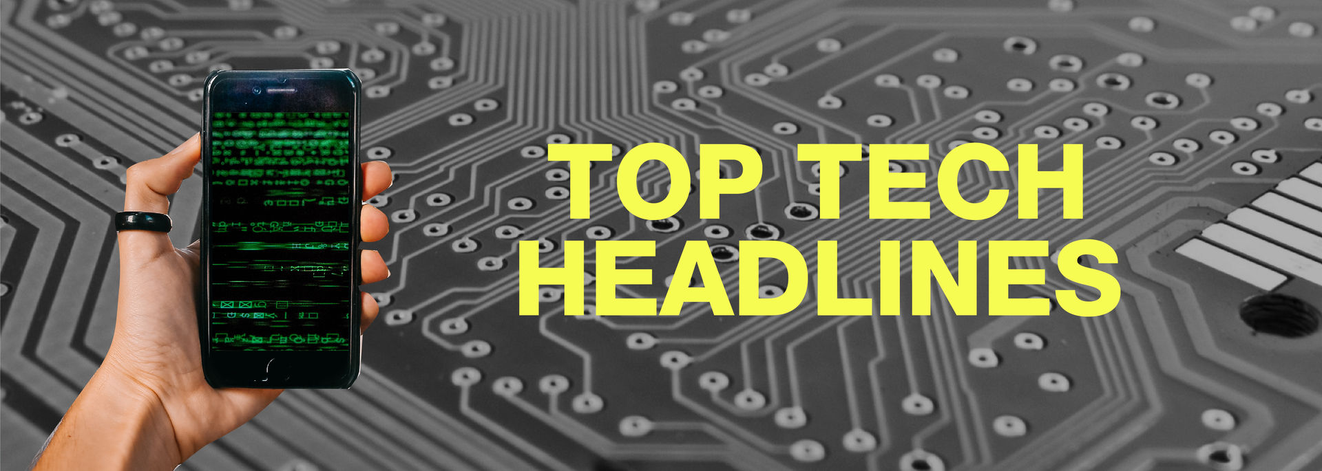 TOP TECH HEADLINES