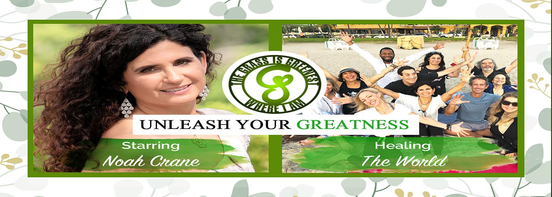 UNLEASH YOUR GREATNESS