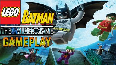 LEGO Batman The Video Game Gameplay