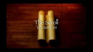 The Scroll Evidence of Life Unseen