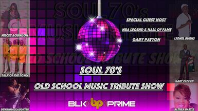 Soul 70's Old School Music Tribute Show