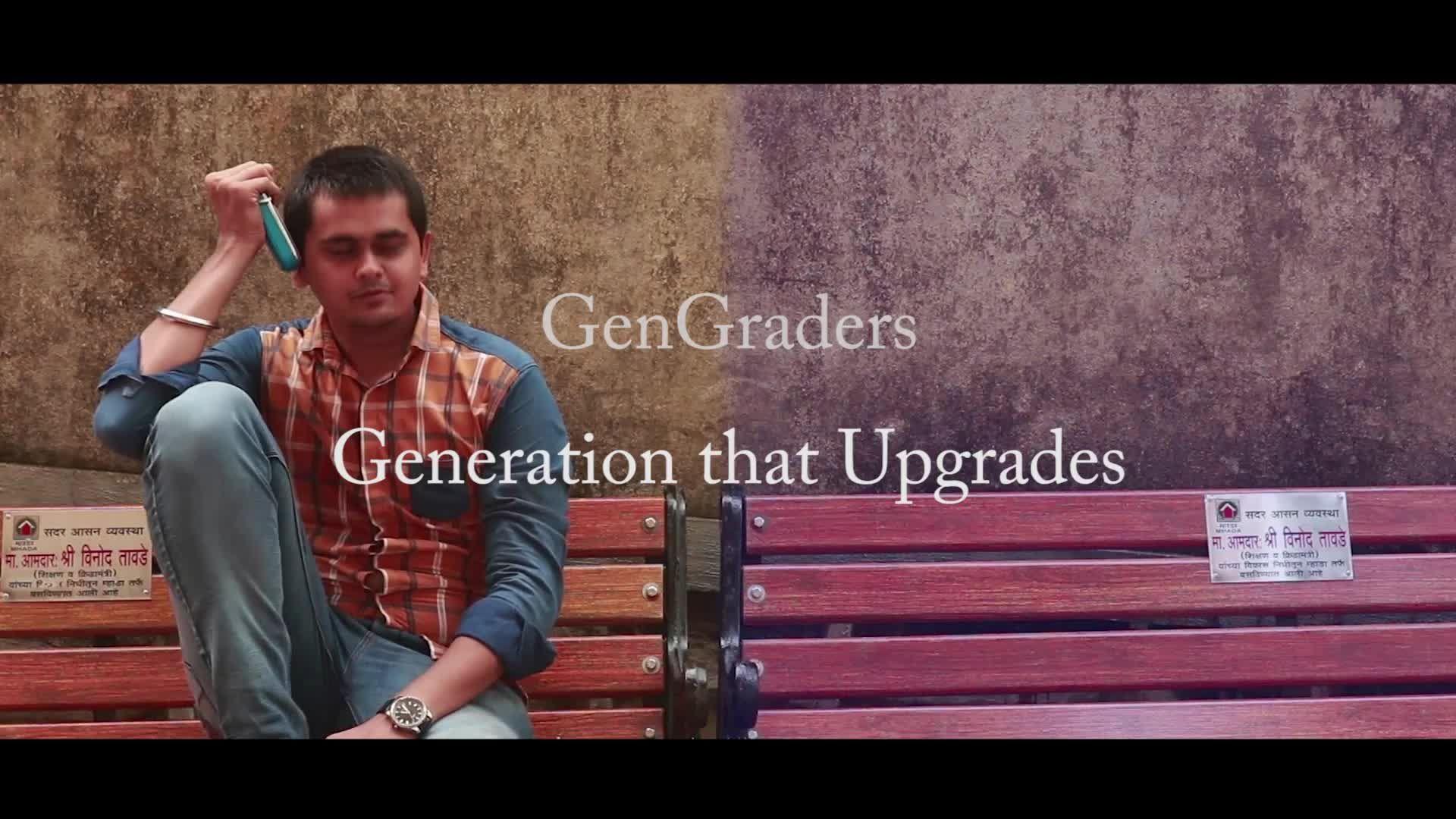 GenGraders Generation that Upgrades