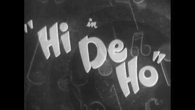 Hi-De-Ho