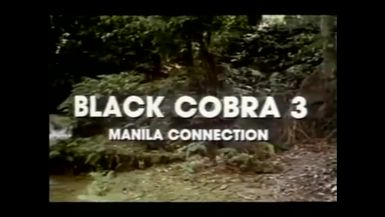 Black Cobra 3 The Manila Connection
