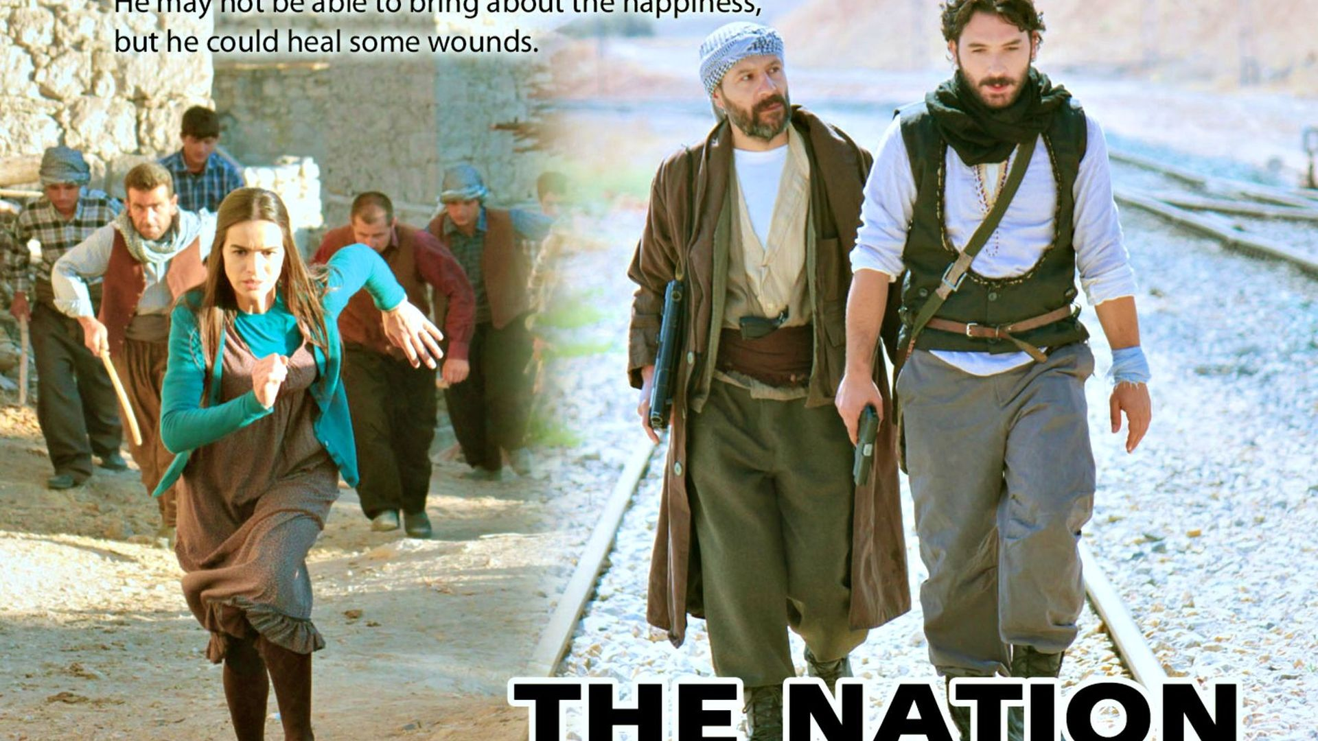 The Nation Ep 1