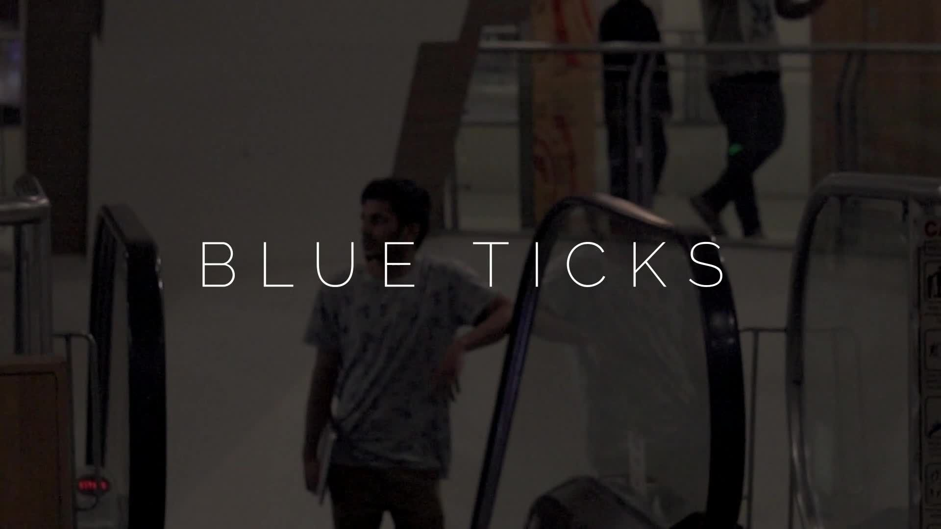 Blue Ticks