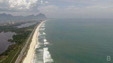 BELLA Presents: daily bello S1 Ep77 Flying over Rio de Janeiro 1