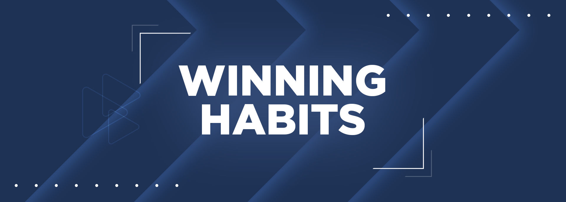 Winning Habits channel