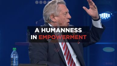 A Humanness in Empowerment