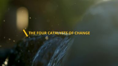 The Four Catalysts of Change