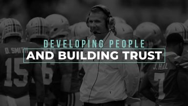 Developing People and Building Trust