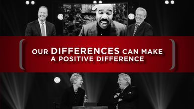 Our Differences Can Make a Positive Difference
