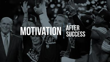 Motivation After Success