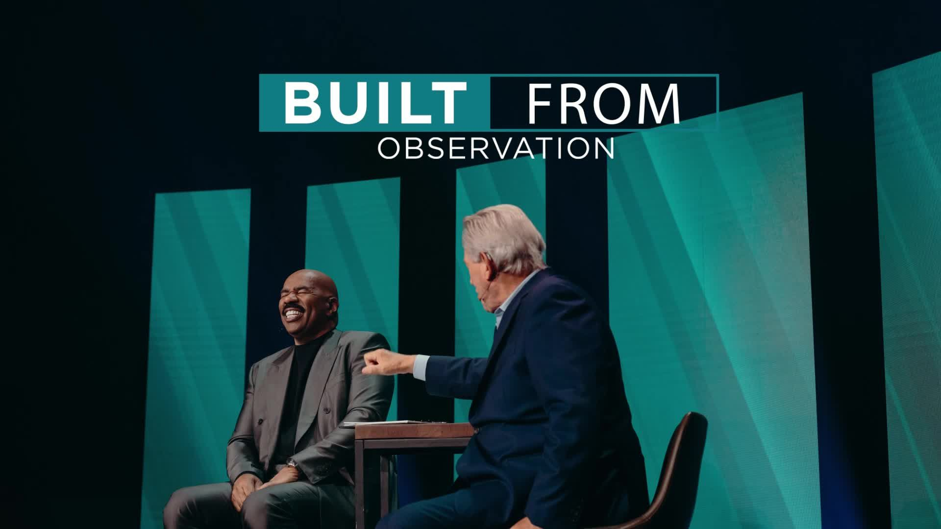 Built From Observation