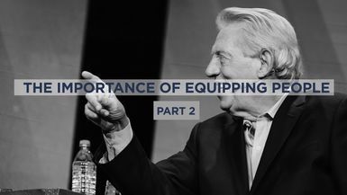The Importance of Equipping People - Part 2