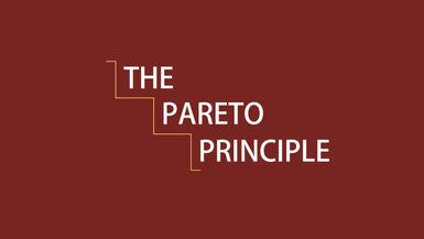 Prioritize with the Pareto Principle