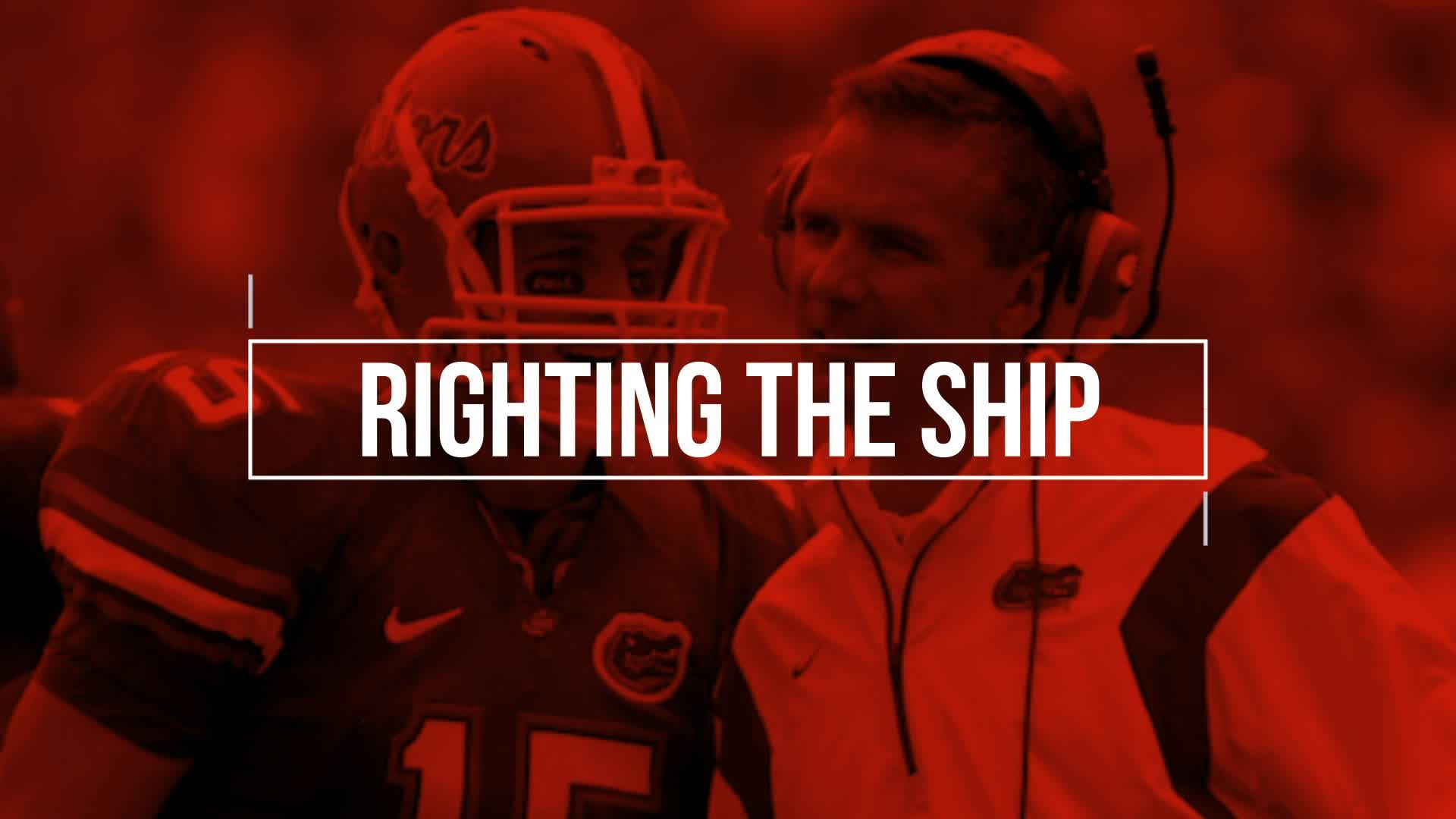 Righting The Ship