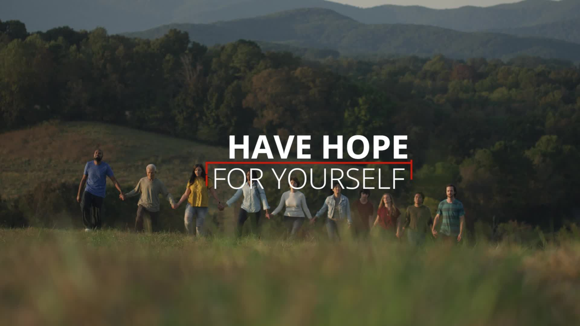 Have Hope For Yourself