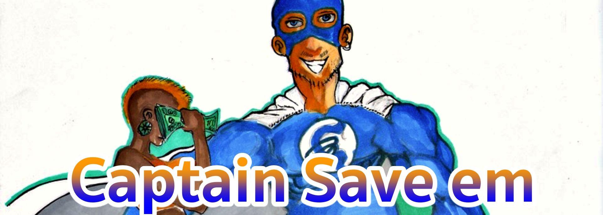 Captain Save em channel