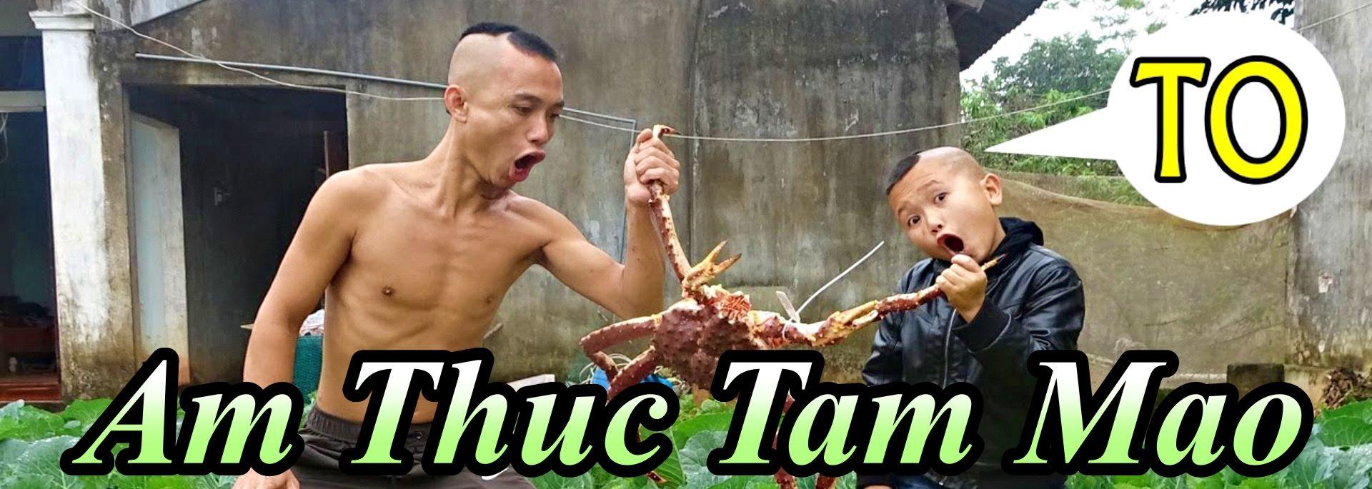 Ẩm Thực Tam Mao channel