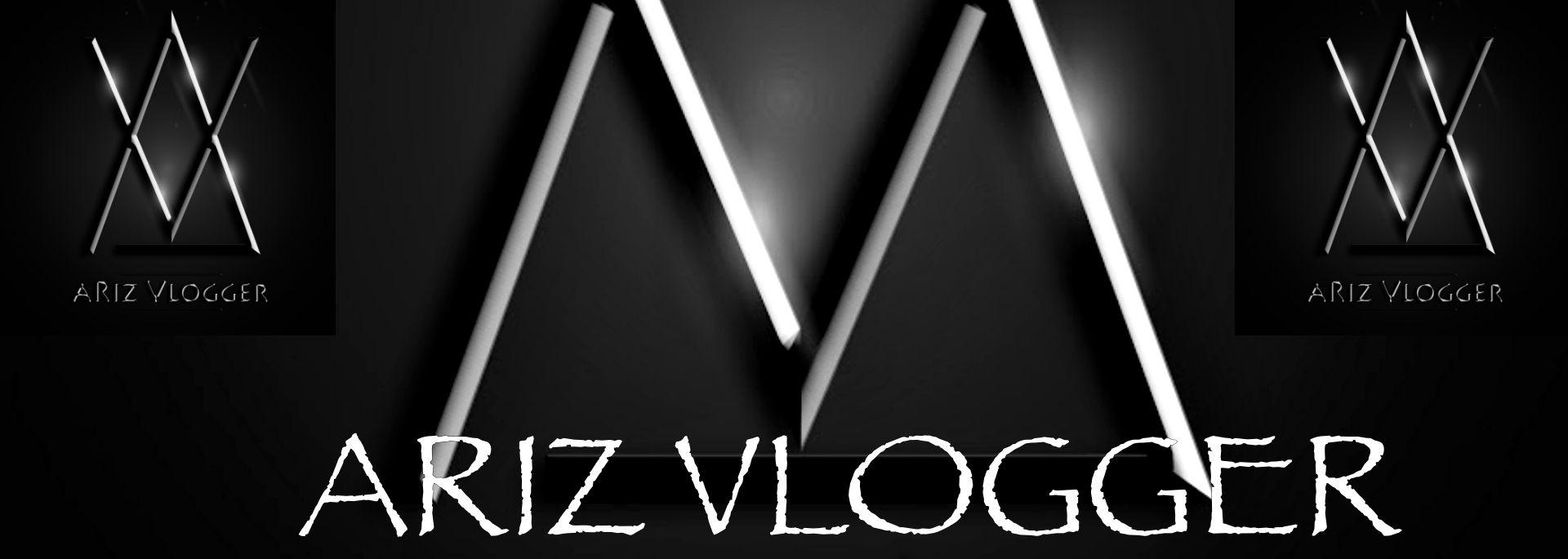 Ariz Vlogger channel