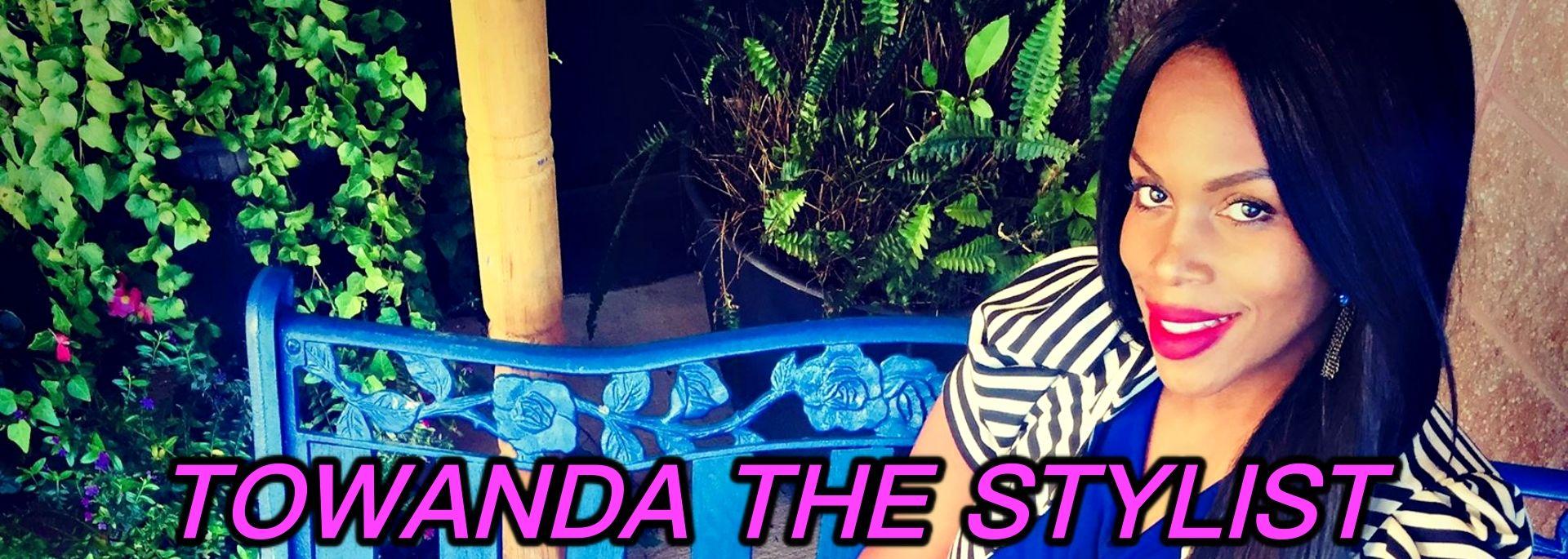 Towanda The Stylist channel
