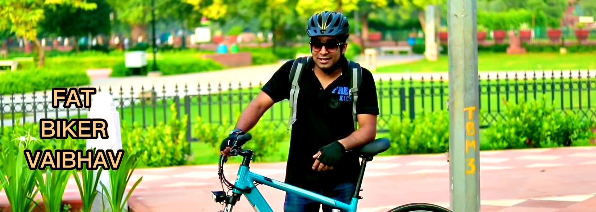 Fat Biker Vaibhav channel