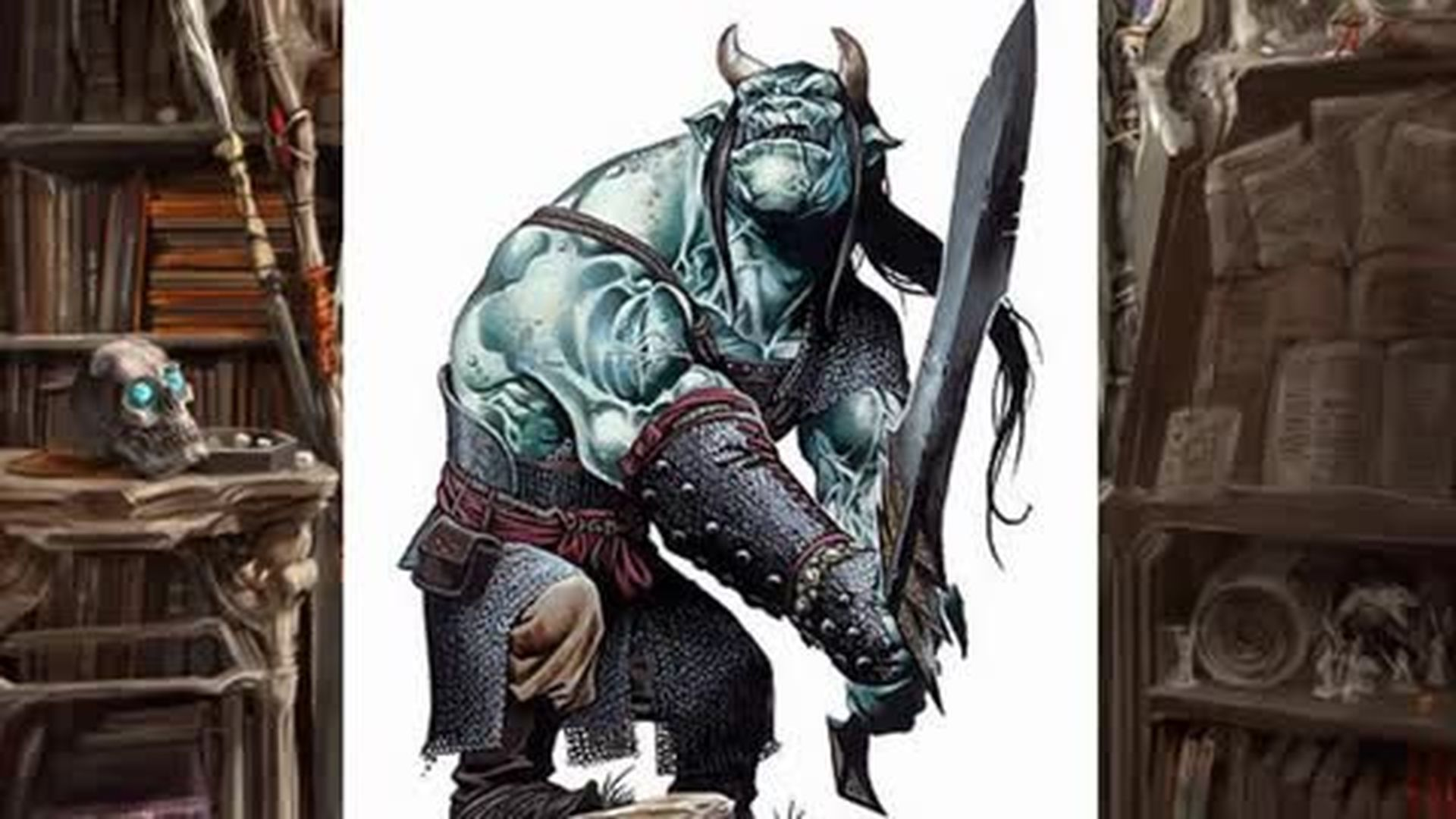 Dungeons and Dragons Lore: Giant Kin