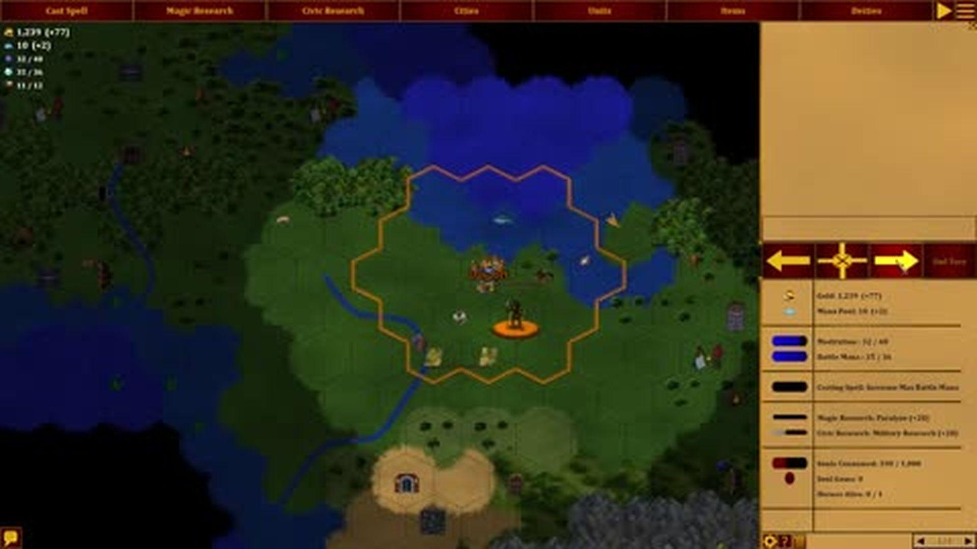DasTactic plays Deity Empires ~ Lizard Men ~ 02 A New Hero
