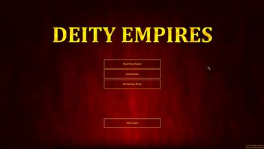 DasTactic plays Deity Empires ~ Lizard Men ~ 01 Lizard Life