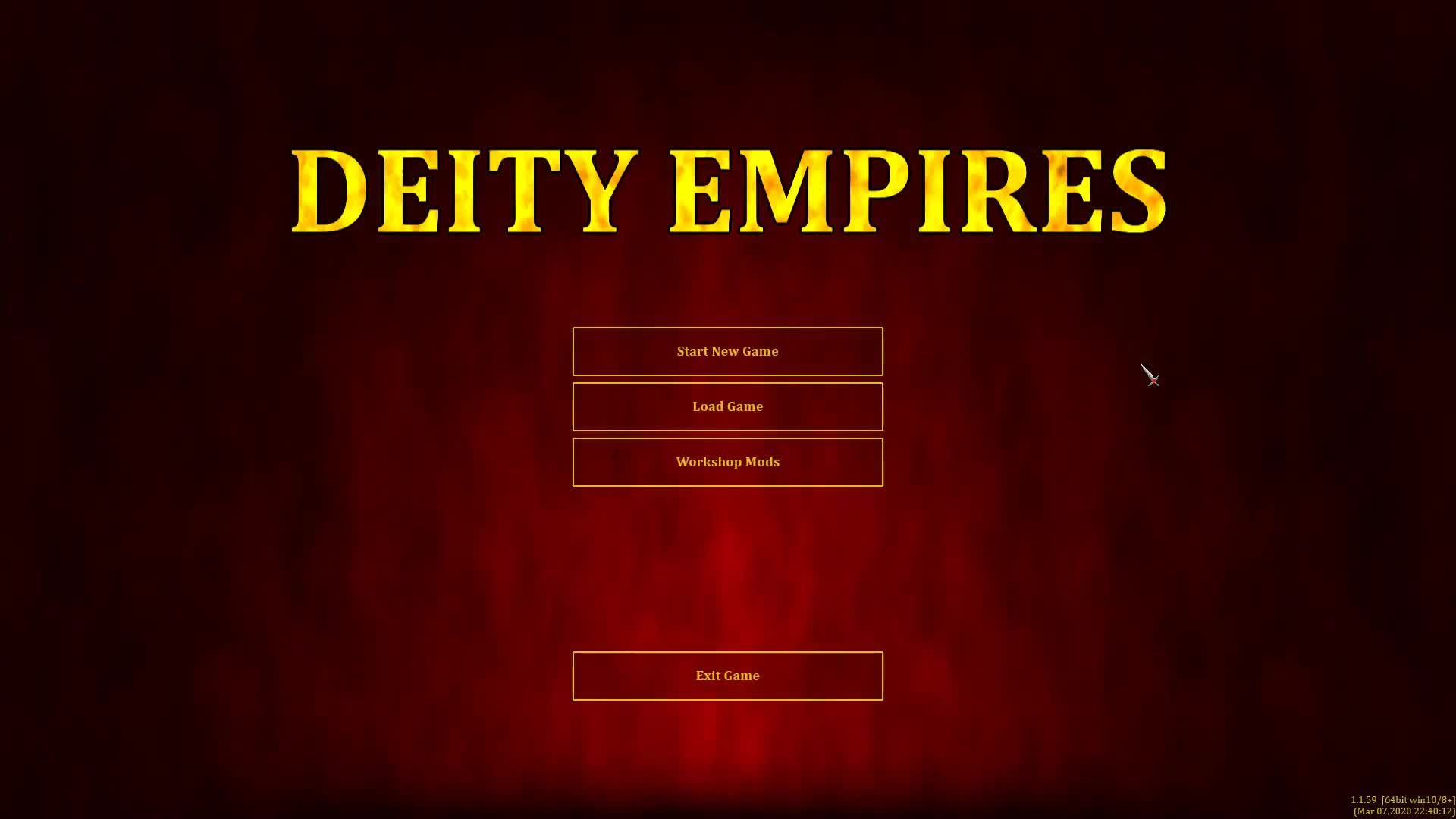 DasTactic plays Deity Empires ~ Lizard Men ~ 01 Lizard Life