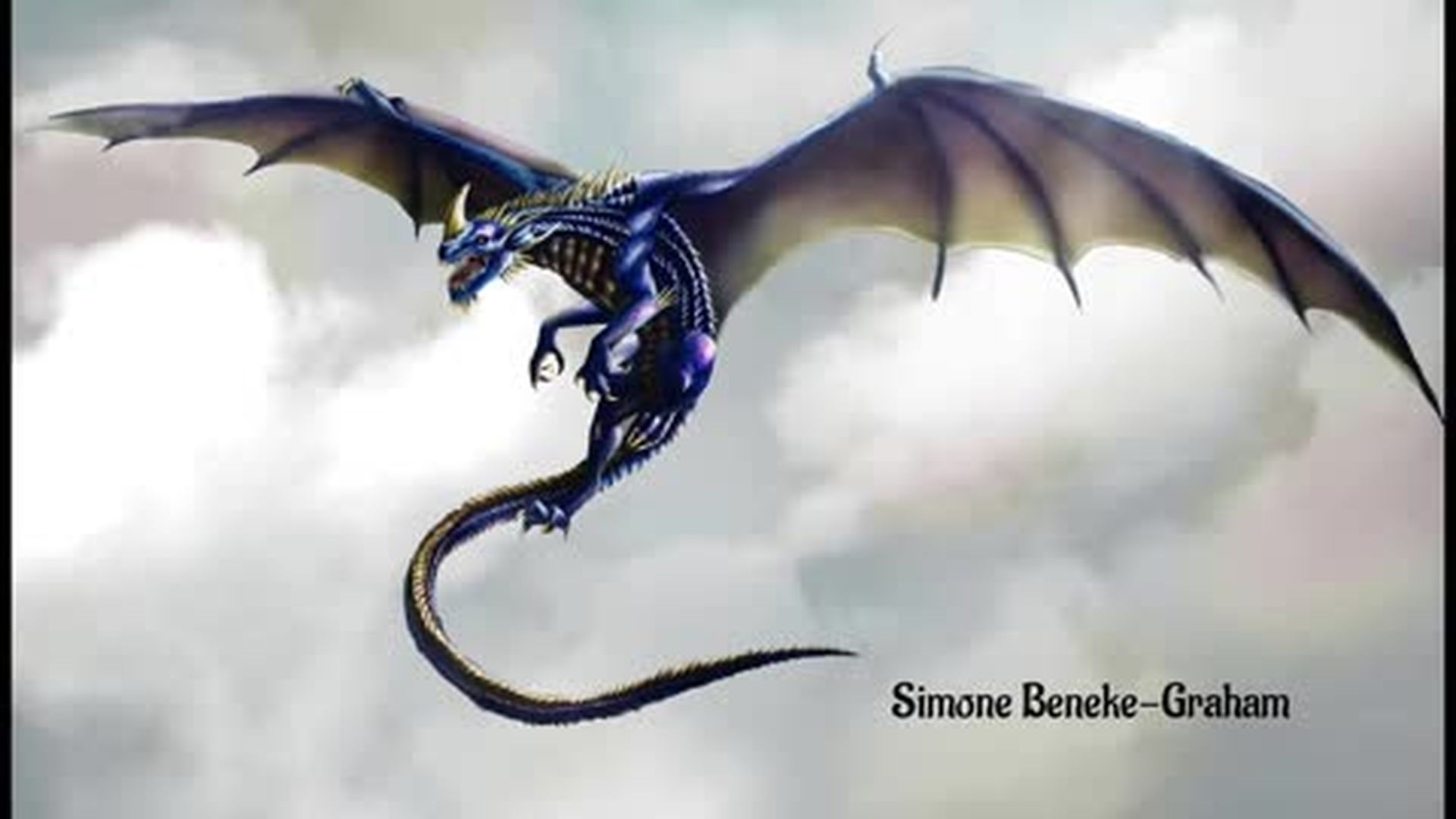 Dungeons and Dragons Lore: Blue Dragon